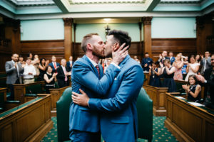 Ben & Julien's Awesome London Wedding
