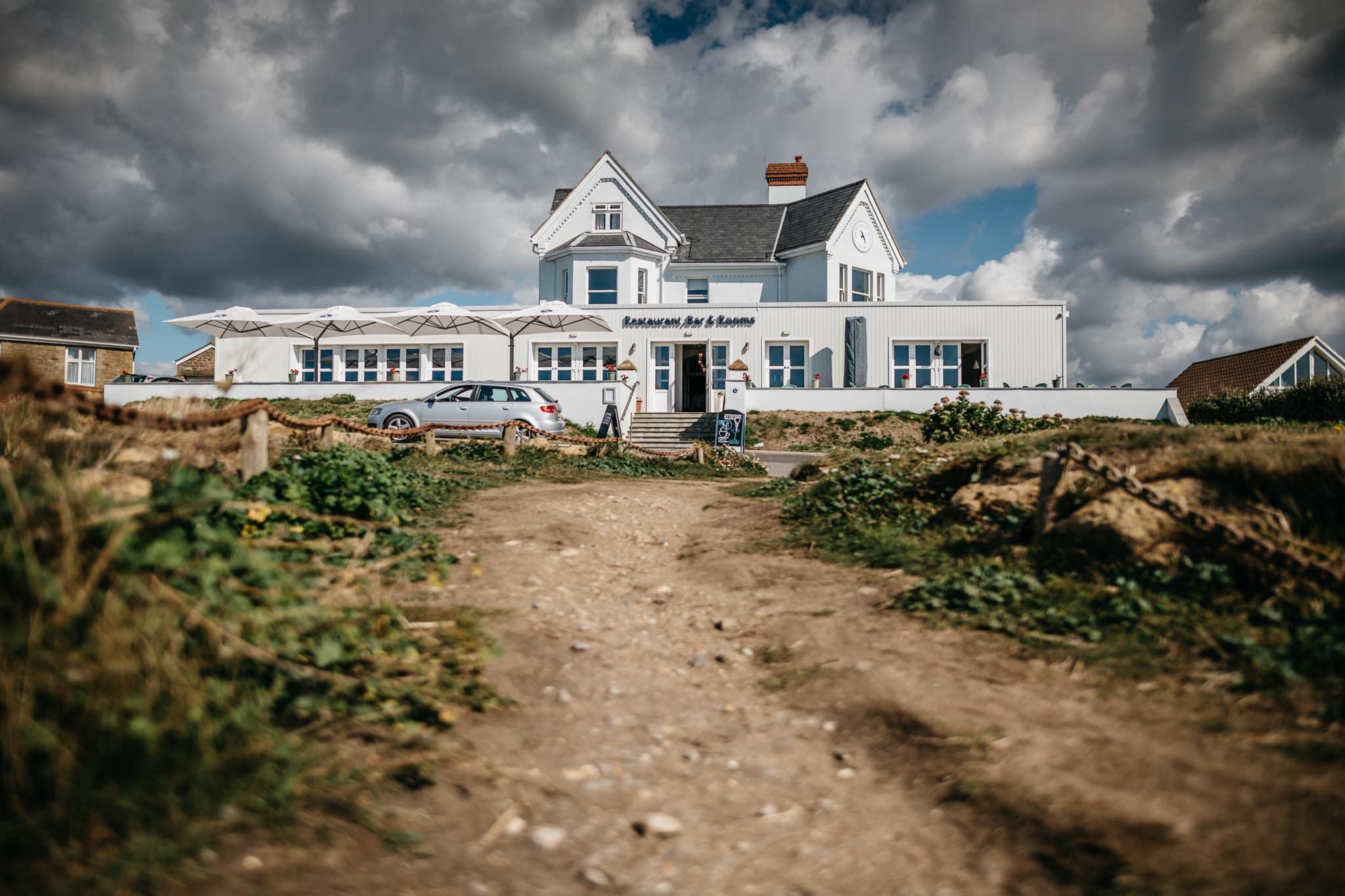 The Seaside Boarding House in Bridport